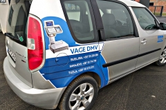 Skoda Roomster, Vage DMV