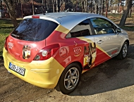 Ming kafa, Opel
