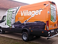 Villager, Iveco