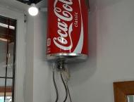 Coca-cola-bojler