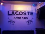 Lacoste caffe club