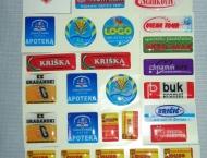 Stiker naljepnice