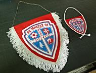 Kapitenska i stona zastavica FK Zvijezda 09