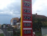 NGV Benzinska Pumpa
