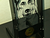 Trofej za izlozbu pasa