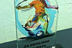 Trofej za fudbalski turnir